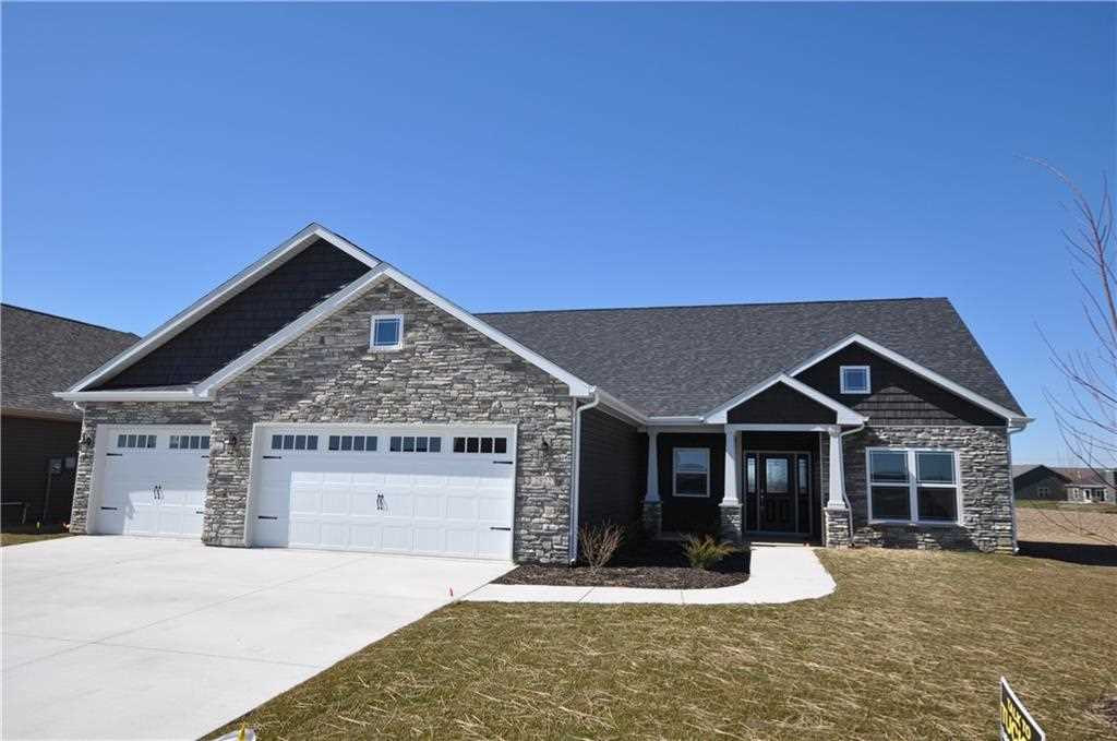 2822 Larkspur Drive Lebanon, IN 46052 | MLS 21513750 Photo 1