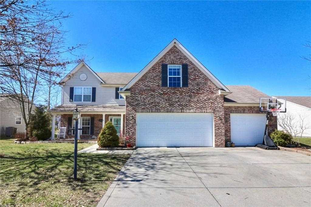7928 Kersey Drive Indianapolis, IN 46236 | MLS 21552199 Photo 1