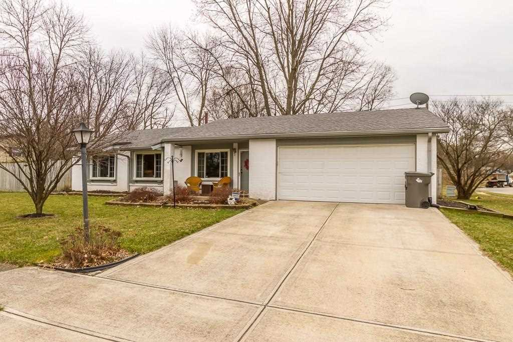 3705 Poinsettia Drive Indianapolis, IN 46227 | MLS 21552633 Photo 1