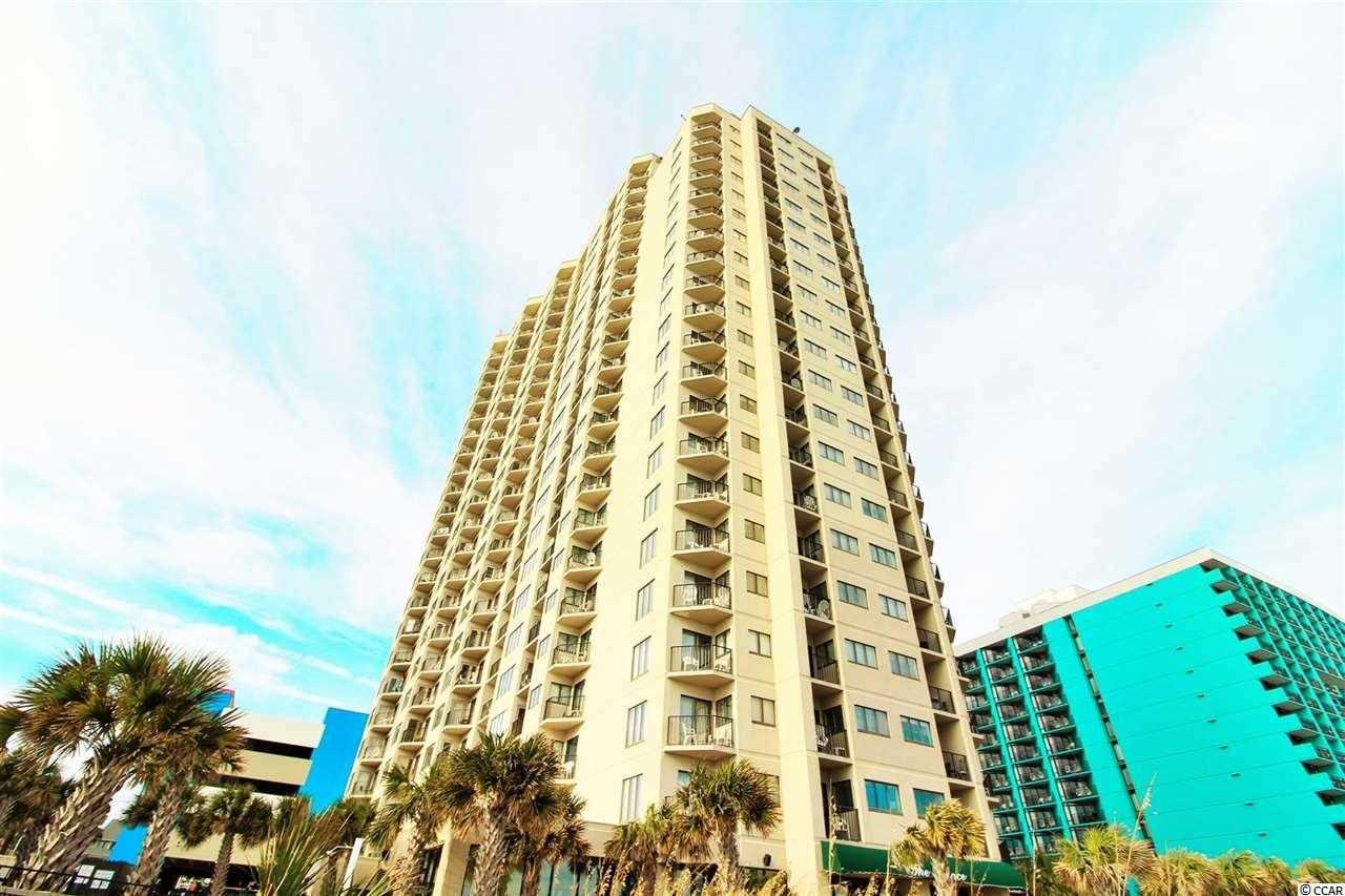 1605 S Ocean Blvd #807 Myrtle Beach, SC 29577 | MLS 1725399 Photo 1