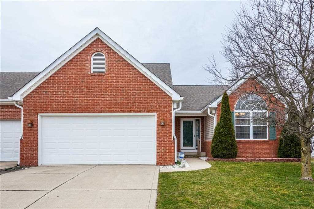 5359 Spring Creek Place Indianapolis, IN 46254 | MLS 21552052 Photo 1