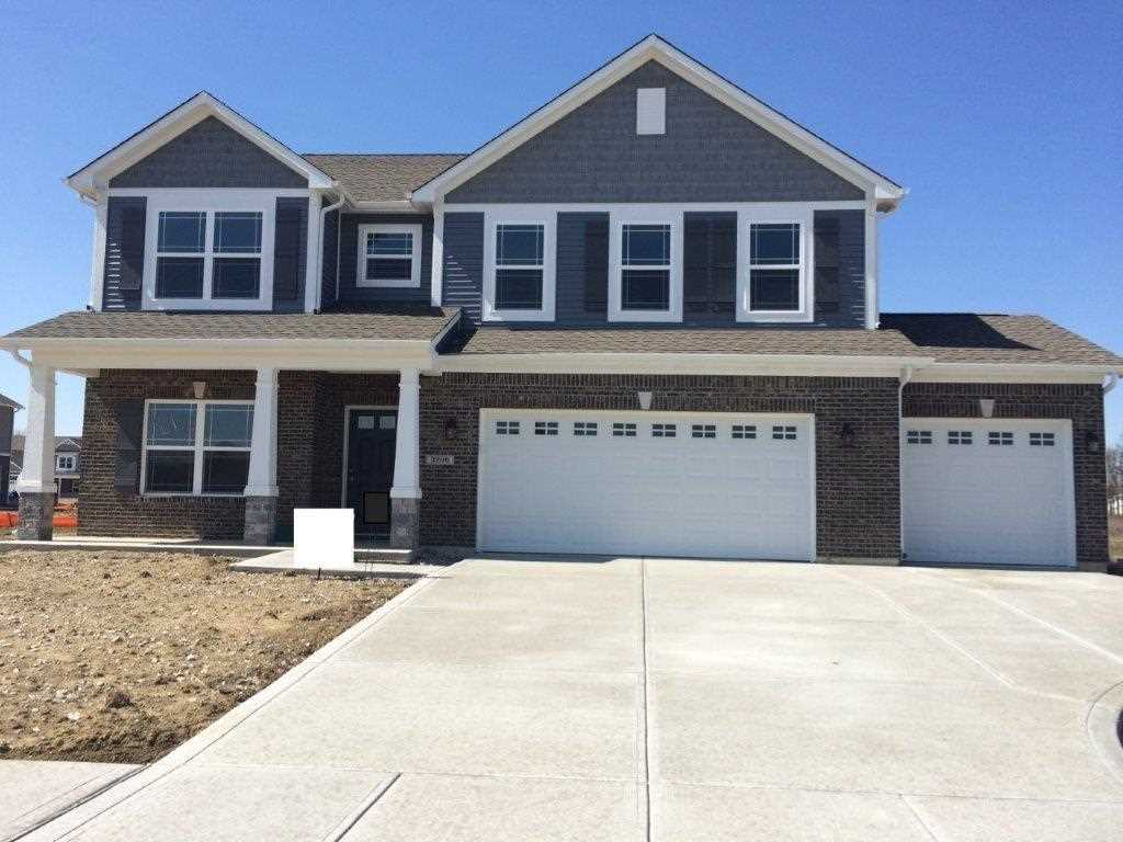 3296 S Ansley Drive New Palestine, IN 46163 | MLS 21528637 Photo 1