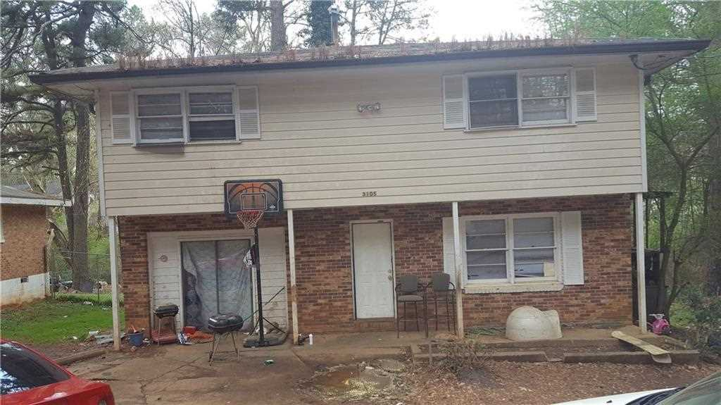 Investment Opportunity Near South Dekalb Mall 4 Brs Over Sized