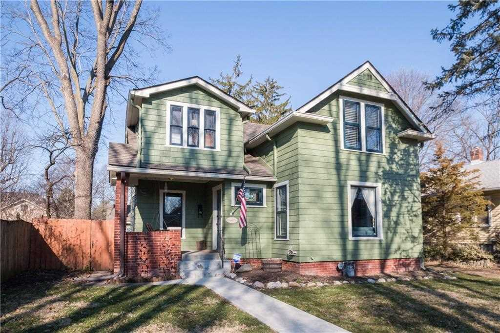 314 N Graham Avenue Indianapolis, IN 46219 | MLS 21554140 Photo 1