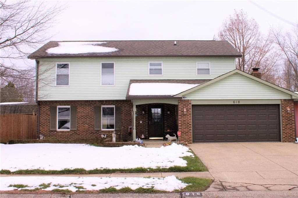 618 Front Royal Drive Indianapolis, IN 46227 | MLS 21554523 Photo 1