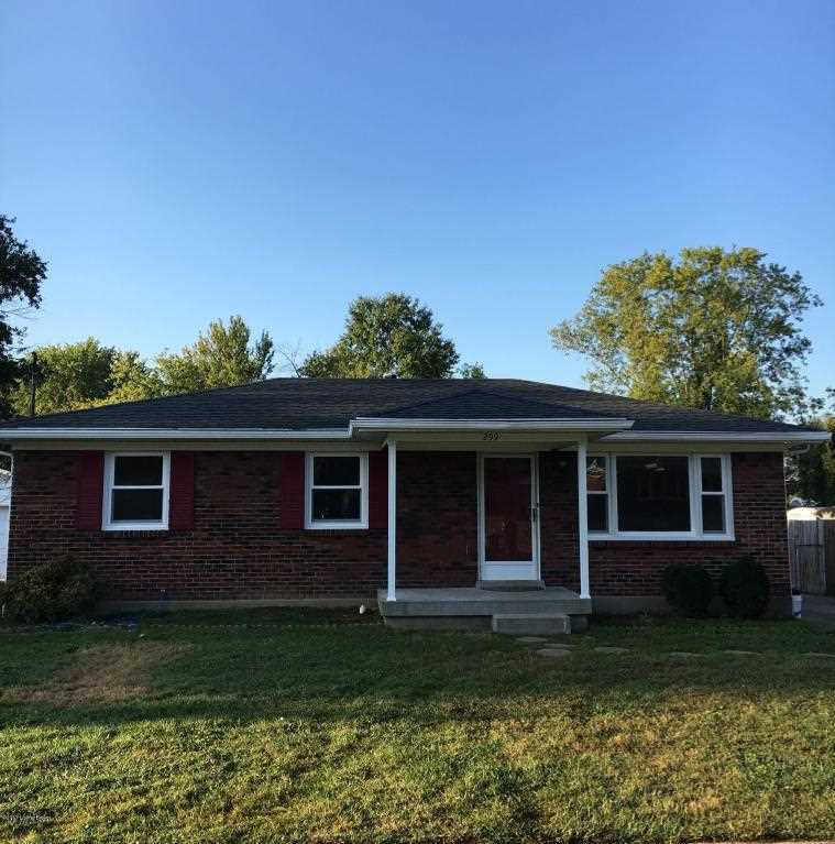 299 Crator Dr Louisville KY in Bullitt County - MLS# 1485611 | Real Estate Listings For Sale |Search MLS|Homes|Condos|Farms Photo 1