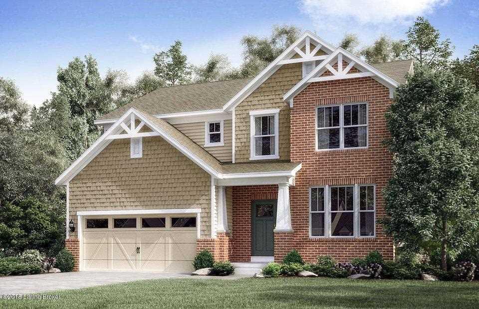 5606 poplar lakes ln louisville ky 40299 mls 1477411 for Home builders kentucky