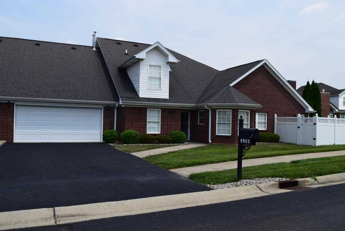9903 Vista Springs Way Louisville KY in Jefferson County - MLS# 1481523   Real Estate Listings For Sale  Search MLS Homes Condos Farms Photo 1
