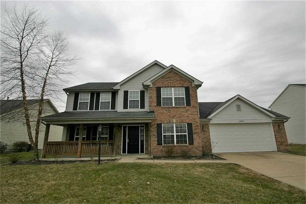 1332 Magnolia Drive Greenfield, IN 46140 | MLS 21554322 Photo 1