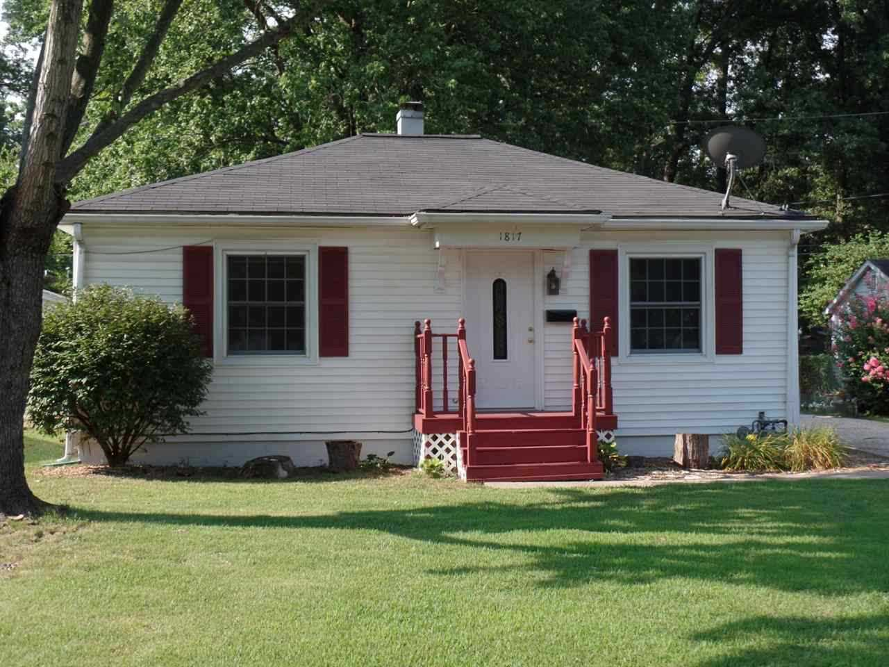 1817 Cass Ave Evansville, IN 47714 | MLS 201734574 Photo 1