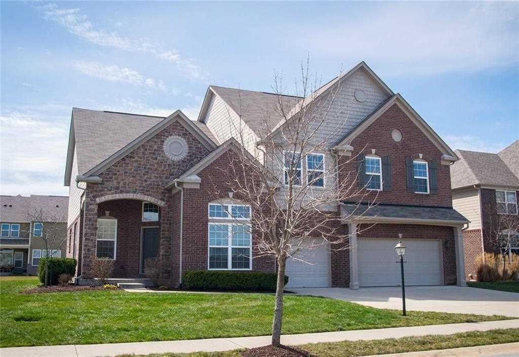 9822 Stable Stone Terrace Fishers, IN 46040 | MLS 21552863 Photo 1