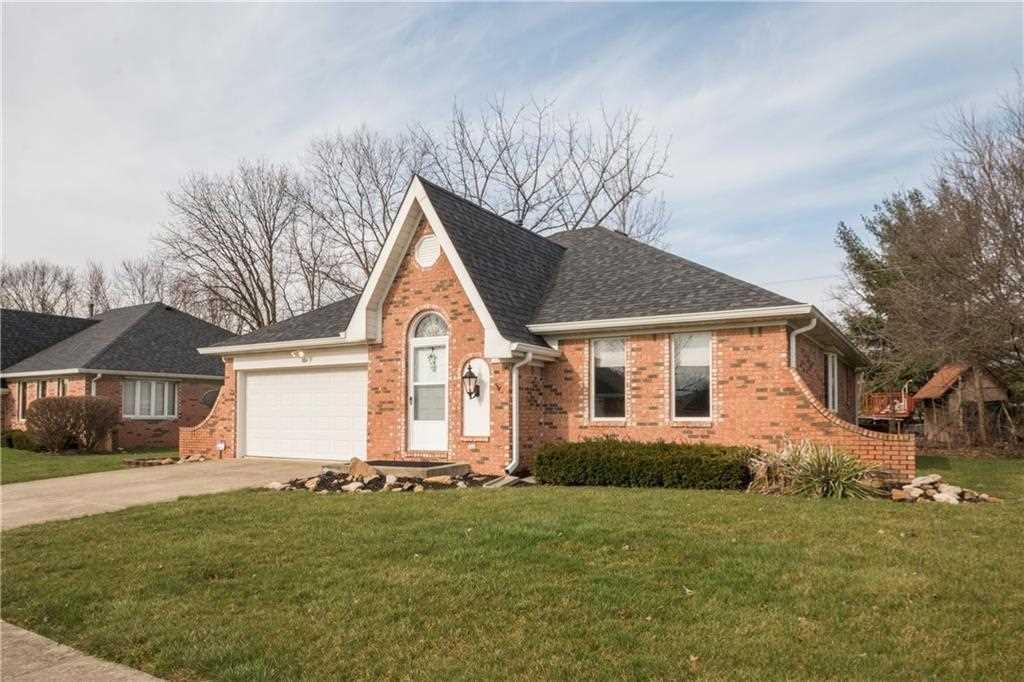 814 s jefferson street brownsburg in 46112 mls 21555105 for Brownsburg garage doors