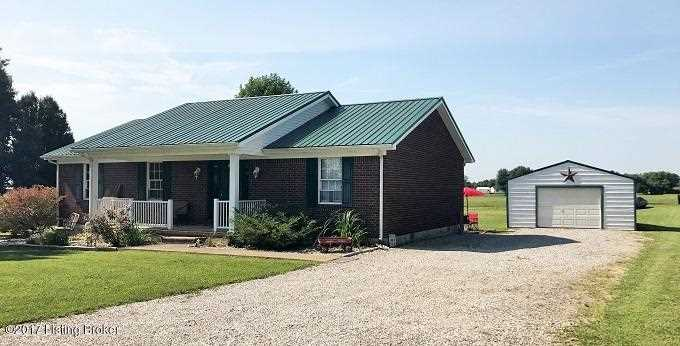 4665 St Paul Rd Leitchfield KY in Grayson County - MLS# 1484329   Real Estate Listings For Sale  Search MLS Homes Condos Farms Photo 1