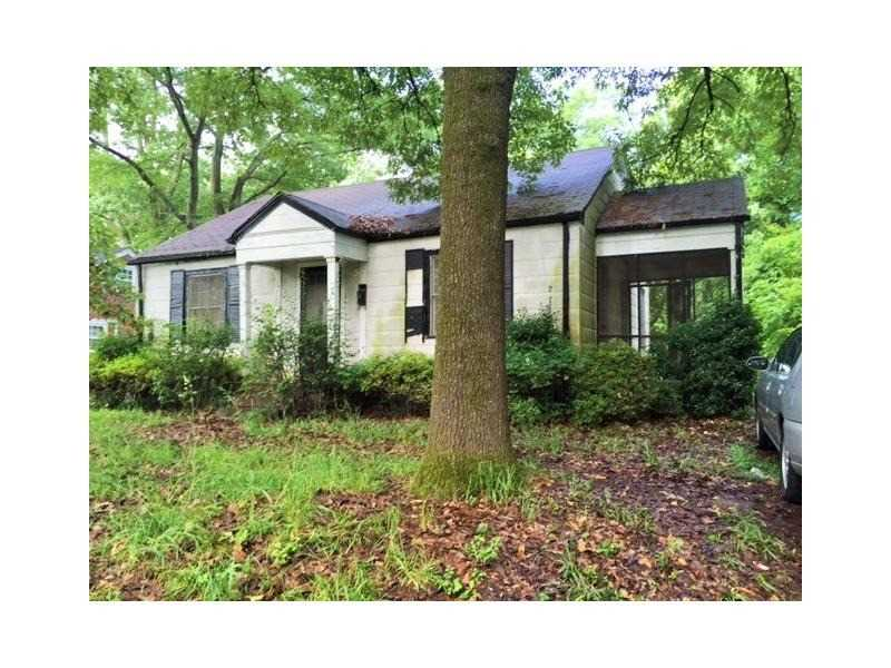 209 Wilbur Ave SE is a homes for sale located in the Reynoldstown community of Atlanta Photo 1