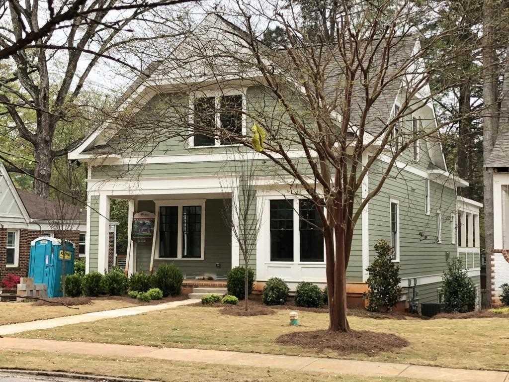 Atlanta Property Parcel Search