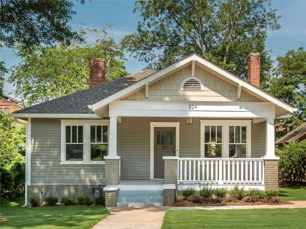 224 Warren St NE is a homes for sale located in the Kirkwood community of Atlanta Photo 1