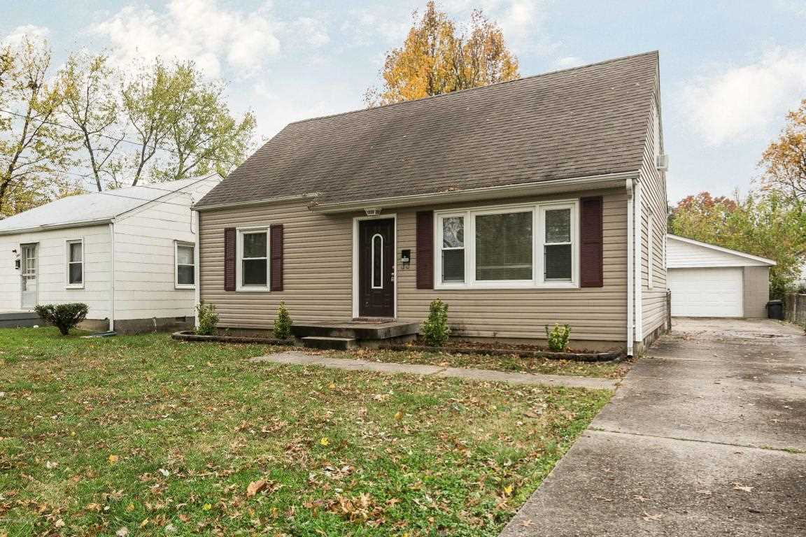 2306 Thomas Ave Louisville KY in Jefferson County - MLS# 1490443 | Real Estate Listings For Sale |Search MLS|Homes|Condos|Farms Photo 1