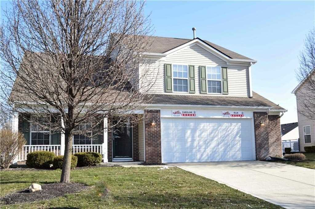 11870 Copper Mines Way Fishers, IN 46038 | MLS 21555261 Photo 1