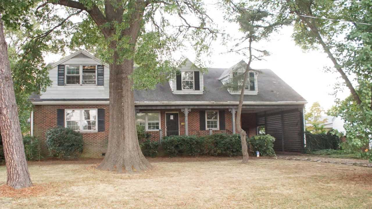 Home For Sale At 709 Rapids Street Roanoke Rapids Nc In Not In