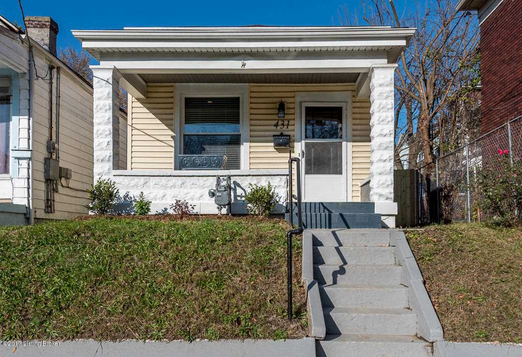 431 Camp St Louisville KY in Jefferson County - MLS# 1496623   Real Estate Listings For Sale  Search MLS Homes Condos Farms Photo 1