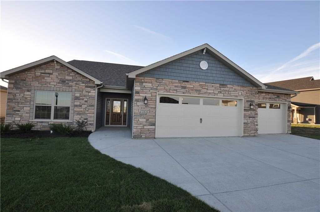 2836 Larkspur Drive Lebanon, IN 46052 | MLS 21505789 Photo 1