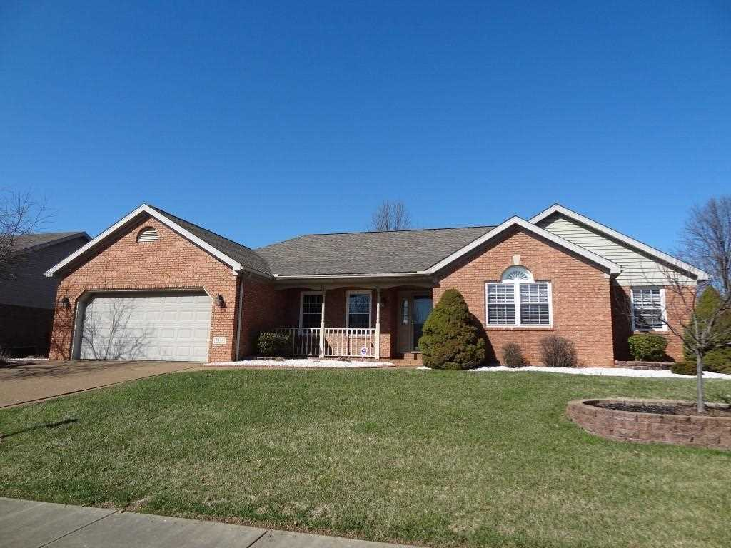 3632 Hartford Place Evansville, IN 47725 | MLS 201802255 Photo 1