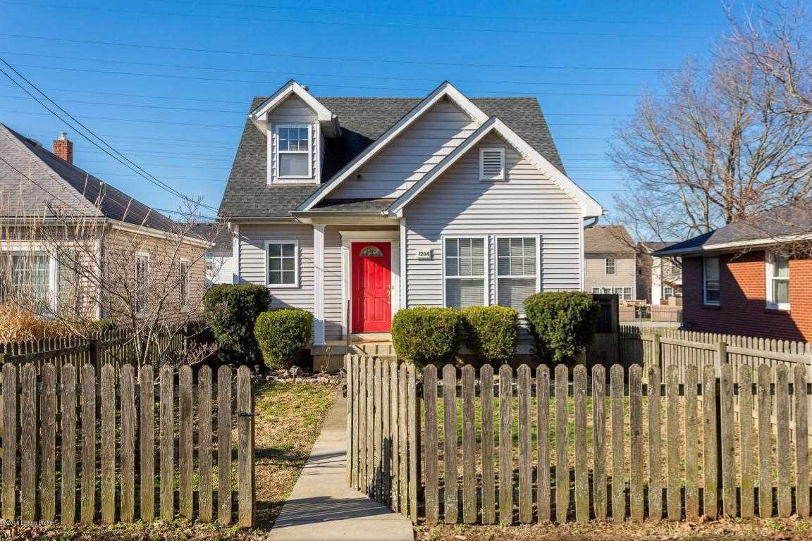 1204 Witawanga Ave Louisville KY in Jefferson County - MLS# 1496861   Real Estate Listings For Sale  Search MLS Homes Condos Farms Photo 1