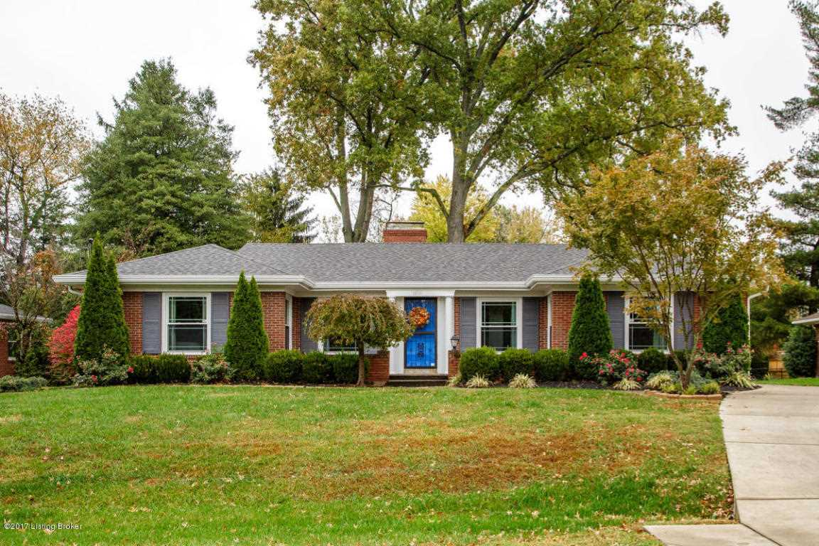 10216 Woodknoll Rd Louisville KY in Jefferson County - MLS# 1490056 | Real Estate Listings For Sale |Search MLS|Homes|Condos|Farms Photo 1