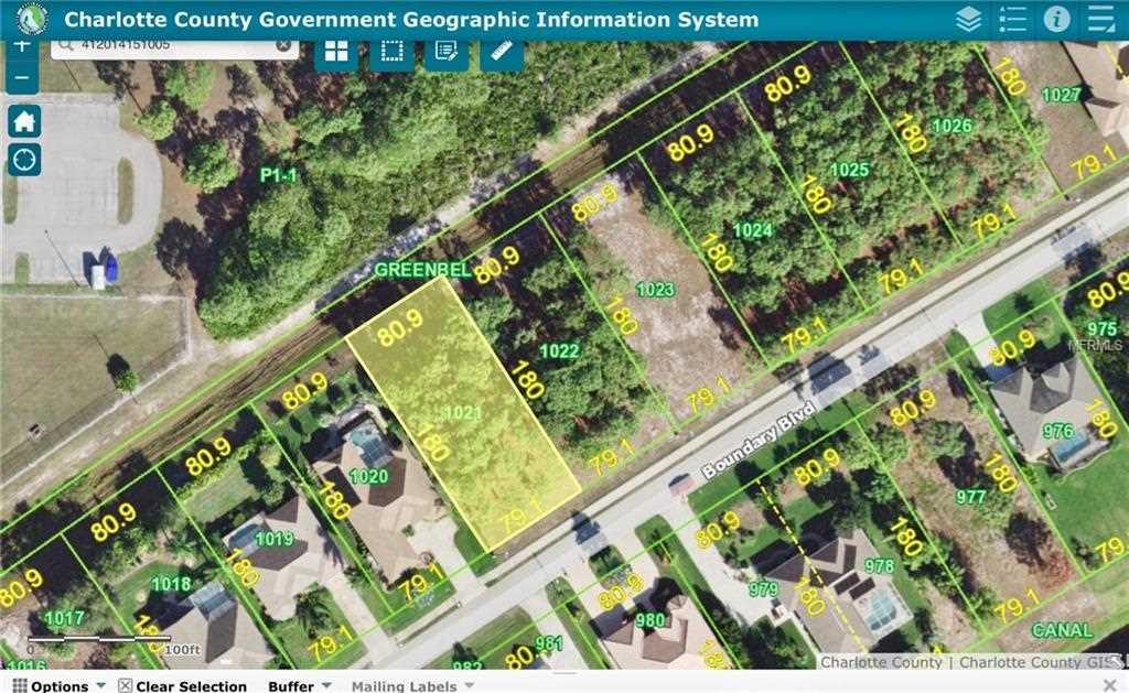 441 Boundary Blvd Rotonda West, FL 33947 | MLS D6100035