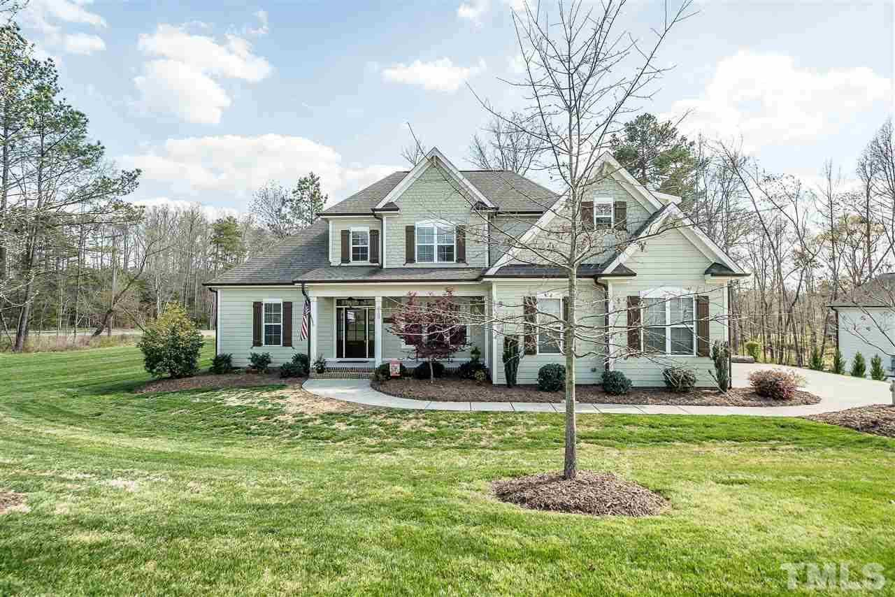 6403 Cabin Branch Drive Durham, NC 27712 | MLS 2184400 Photo 1