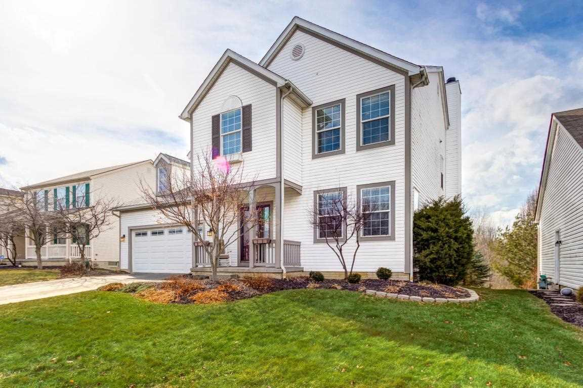 5553 Bunstine Drive Westerville, OH 43081 | MLS 218006529 Photo 1