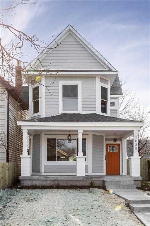 1038 Dawson Street Indianapolis, IN 46203 | MLS 21556147 Photo 1