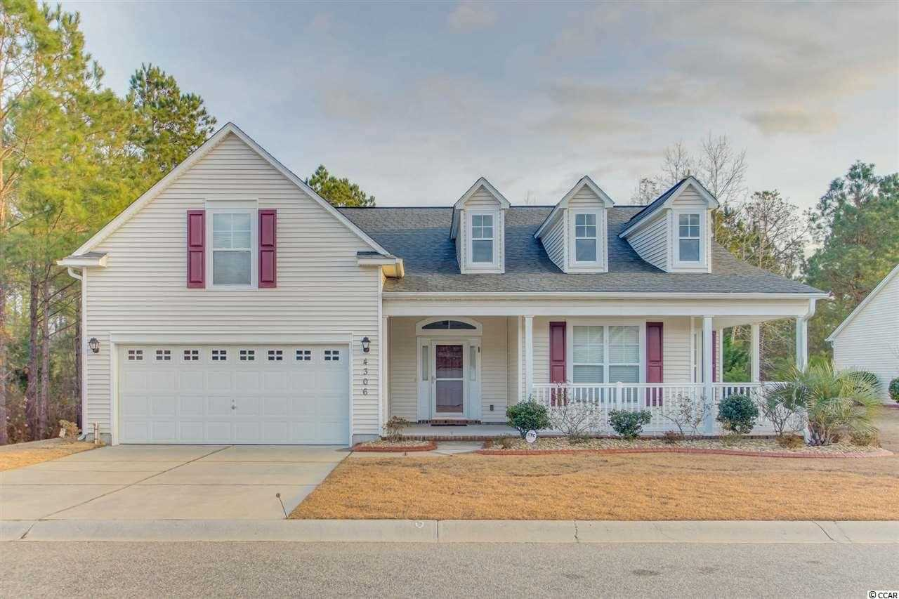 4306 Grovecrest Circle North Myrtle Beach, SC 29582 | MLS 1800703 Photo 1