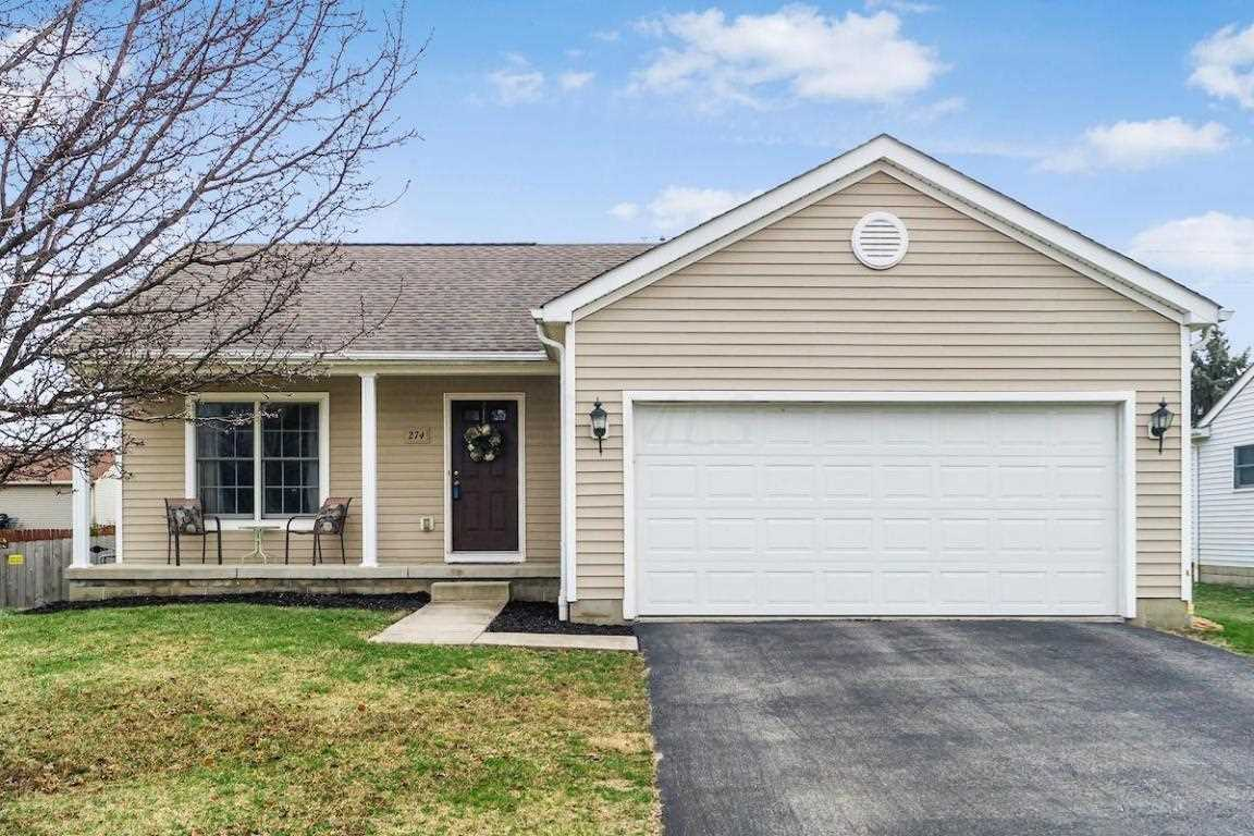 274 Hayfield Drive Delaware, OH 43015 | MLS 218006895 Photo 1