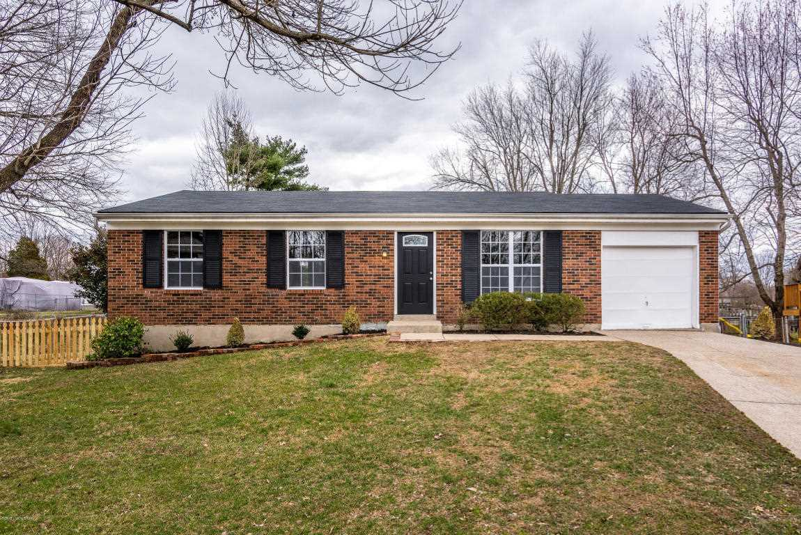 9806 Dea Dea Ct Louisville KY in Jefferson County - MLS# 1497466 | Real Estate Listings For Sale |Search MLS|Homes|Condos|Farms Photo 1