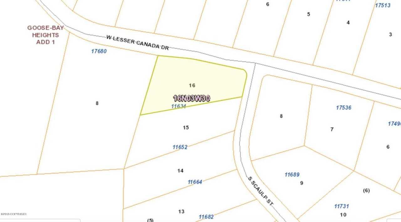 L16 B5 Lesser Canada Wasilla Ak 99654 Mls 18 4963