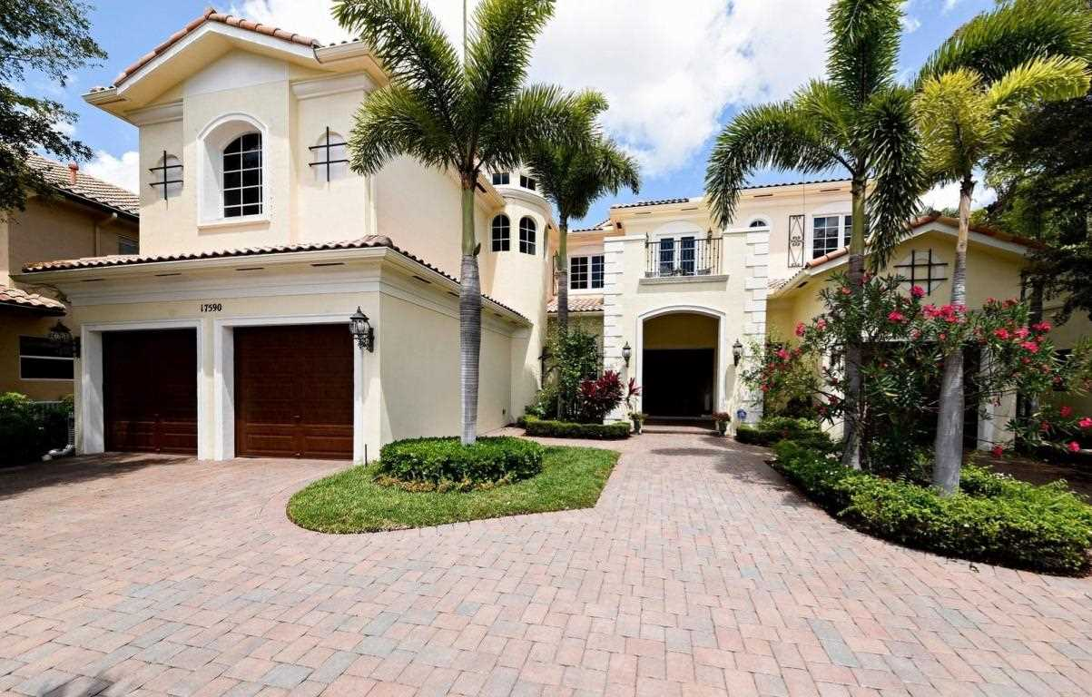 17590 Circle Pond Court Boca Raton, FL 33496 - MLS# RX-10423499 | BocaRatonRealEstate.com Photo 1