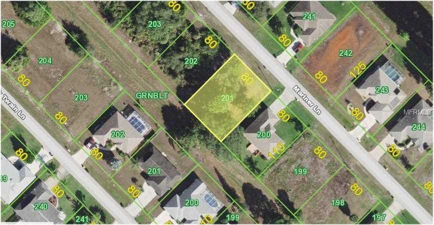 41 Mariner Lane Rotonda West Fl 33947 Mls C7400297