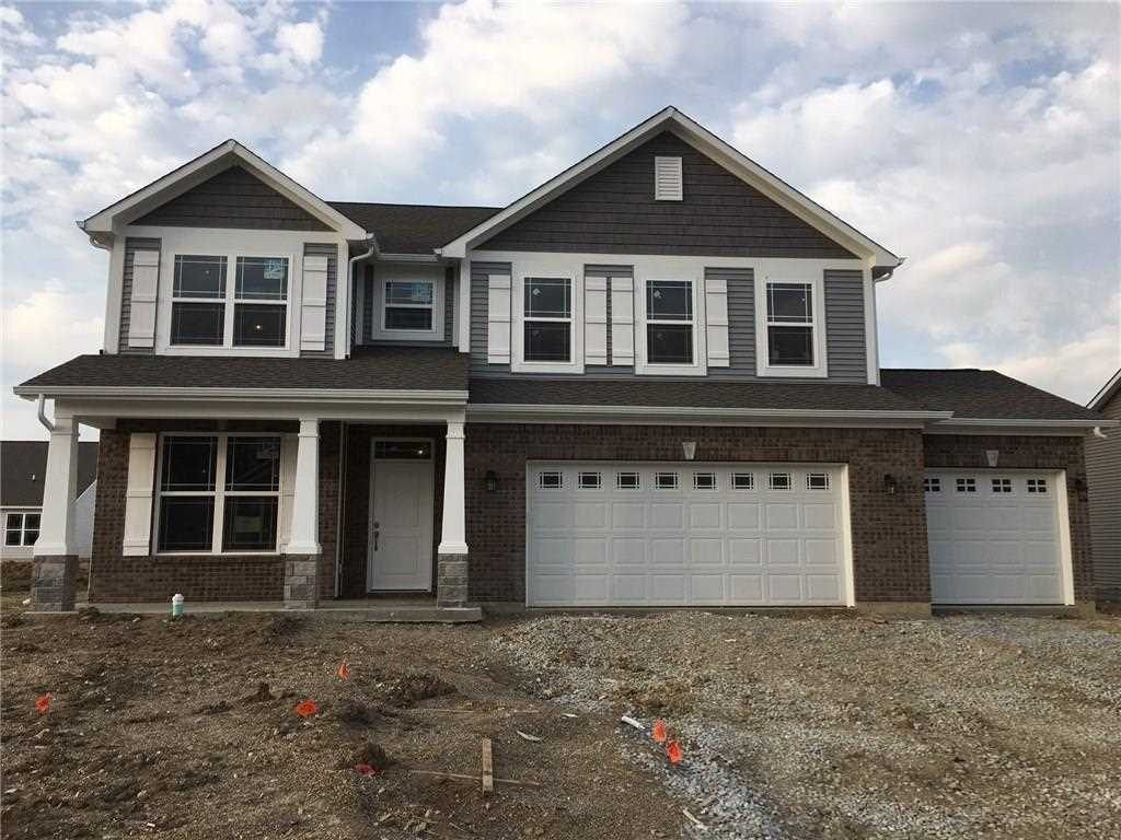9362 Foudray Circle N Avon, IN 46123 | MLS 21545460 Photo 1