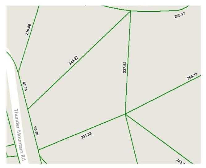 Sevierville Zip Code Map.Lot 89 Thunder Mountain Rd Sevierville Tn 37862 Mls 1038173