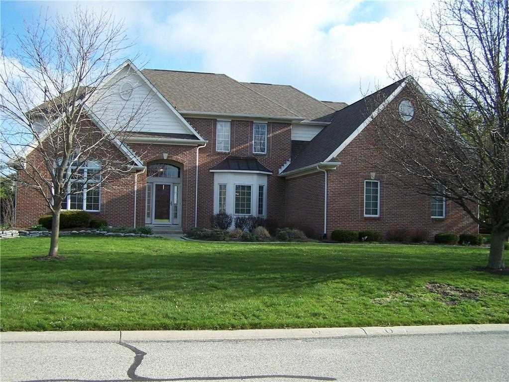 316 Abbedale Court Carmel, IN 46032 | MLS 21559142 Photo 1
