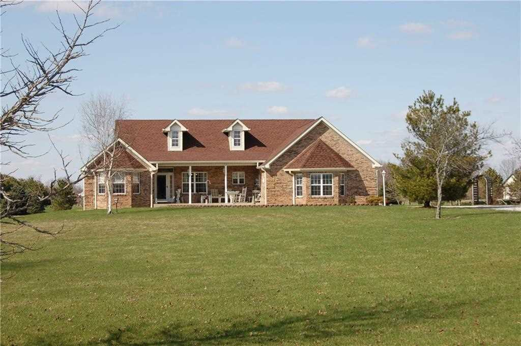 5333 N Brandywine Road Shelbyville, IN 46176 | MLS 21558987 Photo 1