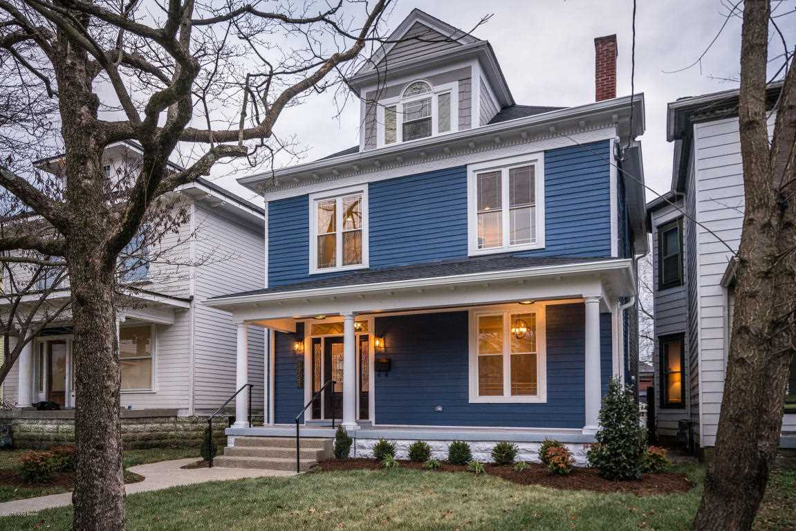 1954 Deer Park Ave Louisville KY in Jefferson County - MLS# 1492444   Real Estate Listings For Sale  Search MLS Homes Condos Farms Photo 1