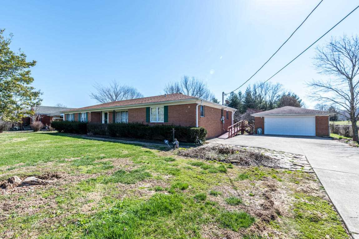 3184 W Blue Lick Rd Shepherdsville KY in Bullitt County - MLS# 1497400   Real Estate Listings For Sale  Search MLS Homes Condos Farms Photo 1