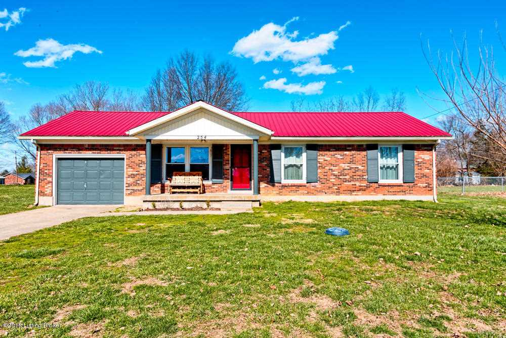 254 Sandra Dr Mt Washington KY in Bullitt County - MLS# 1497338 | Real Estate Listings For Sale |Search MLS|Homes|Condos|Farms Photo 1