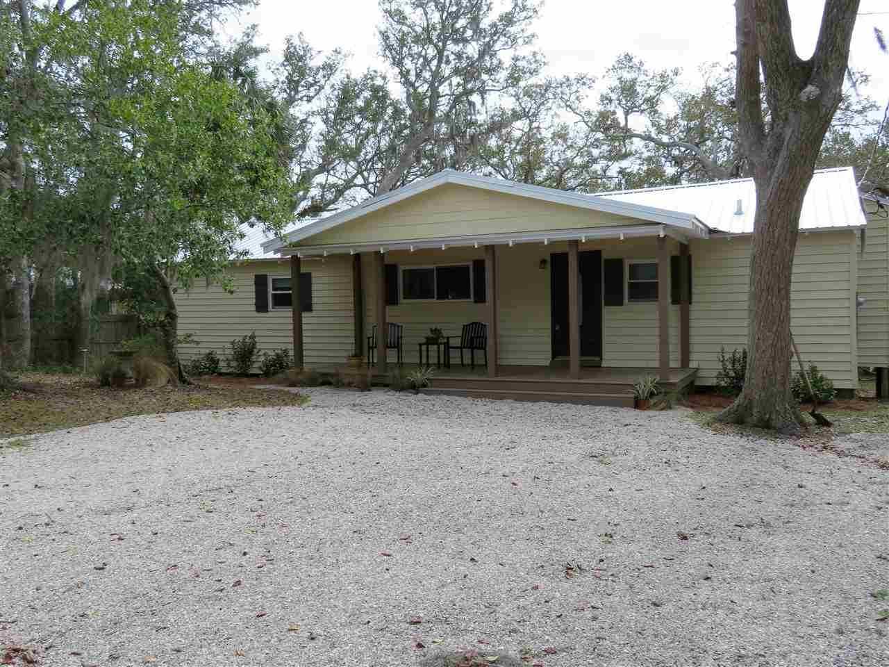 Alligator Point Florida Map.698 Alligator Drive Alligator Point Fl 32346 Mls 290474