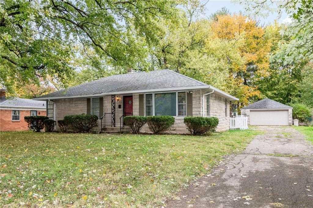 5847 N Rural Street Indianapolis, IN 46220   MLS 21559954 Photo 1