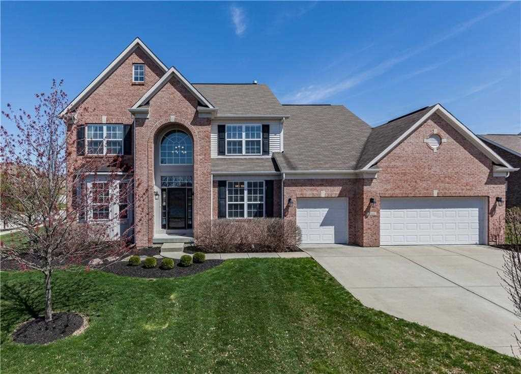 12815 Federal Place Fishers, IN 46037 | MLS 21559081 Photo 1