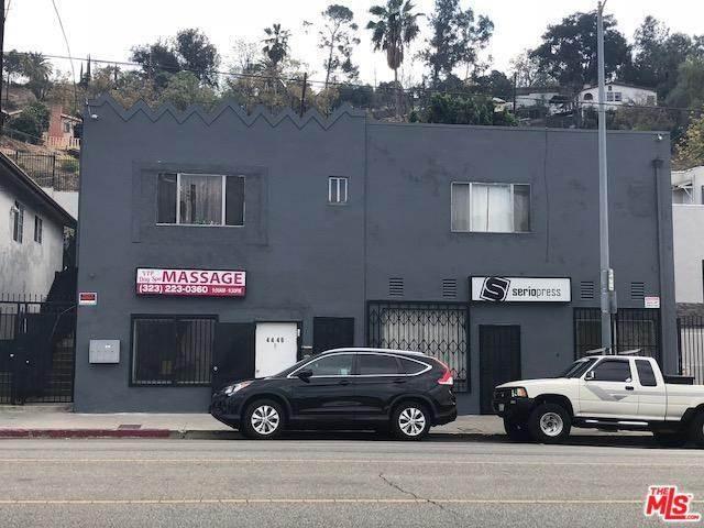 4444 E Huntington Drive South, Los Angeles, CA 90032 MLS #18311916  Photo 1