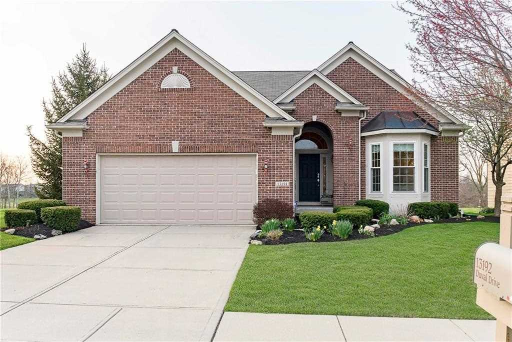 13191 Duval Drive Fishers, IN 46037 | MLS 21559800 Photo 1